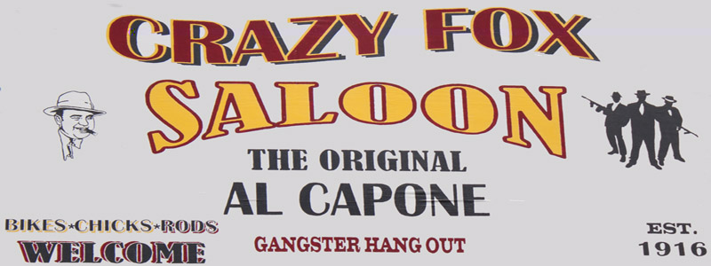 Crazy Fox Saloon